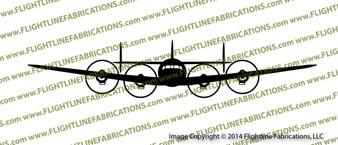 Lockheed Constellation EC-121 FRONT Vinyl Die-Cut Sticker / Decal VSFEC121