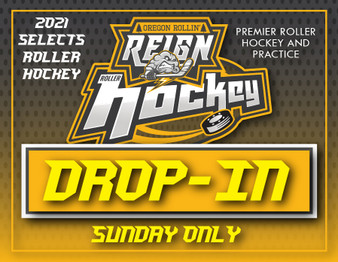 Travel Selects Drop-In Practice 2021 Player/Goalie {Sunday Only} (non-refundable)