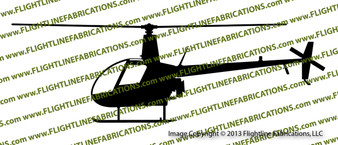 Robinson R-22 Helicopter Vinyl Die-Cut Sticker / Decal VSR22P