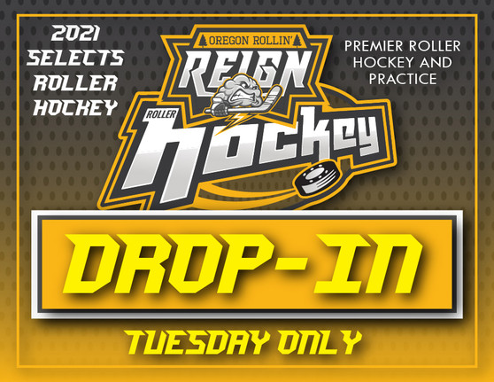 Travel Selects Drop-In Practice 2021 Player/Goalie {Tuesday Only} (non-refundable)