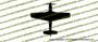 WWII Fighter P-51 d Mustang Top Vinyl Die-Cut Sticker / Decal VSP51T