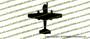 Grumman OV-1d Mohawk Top Vinyl Die-Cut Sticker / Decal VSTOV1D