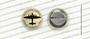 "WWII B-17 Flying Fortress Boeing Douglas Vega 1.5"" Button / Pin"