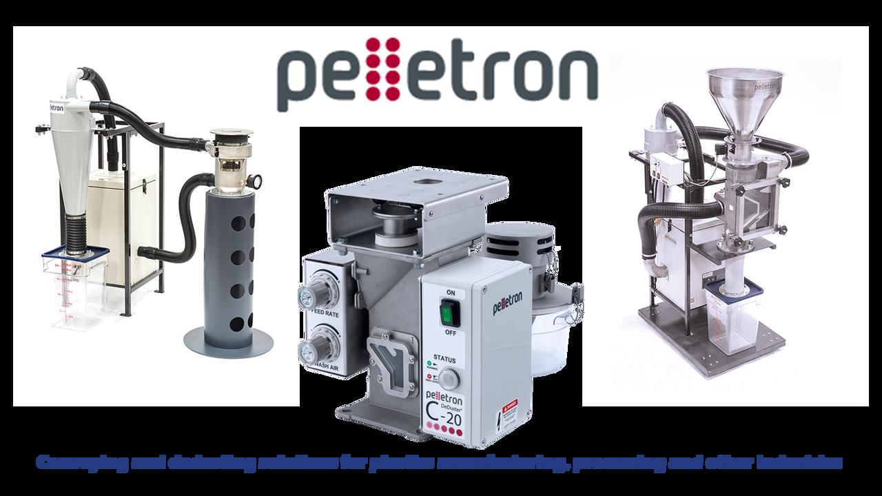 Pelletron DeDuster® Systems