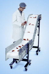 What to consider when looking for a conveyor for your medical device manufacturing needs