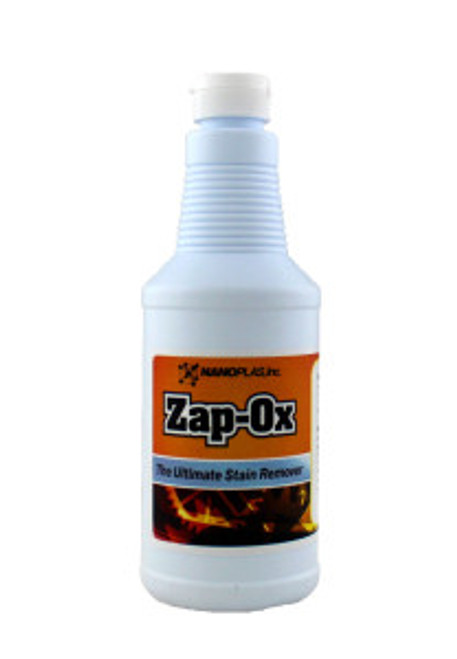 Zap-Ox™ provides unmatched stain removing ability. There is no other cleaner that can remove rust, oxidation, build-up, weld discoloration, and other stains like Zap-Ox.