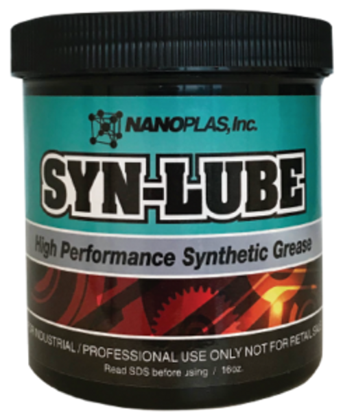 SYN-LUBE is an extraordinary, state-of-the art synthetic lubricating grease.