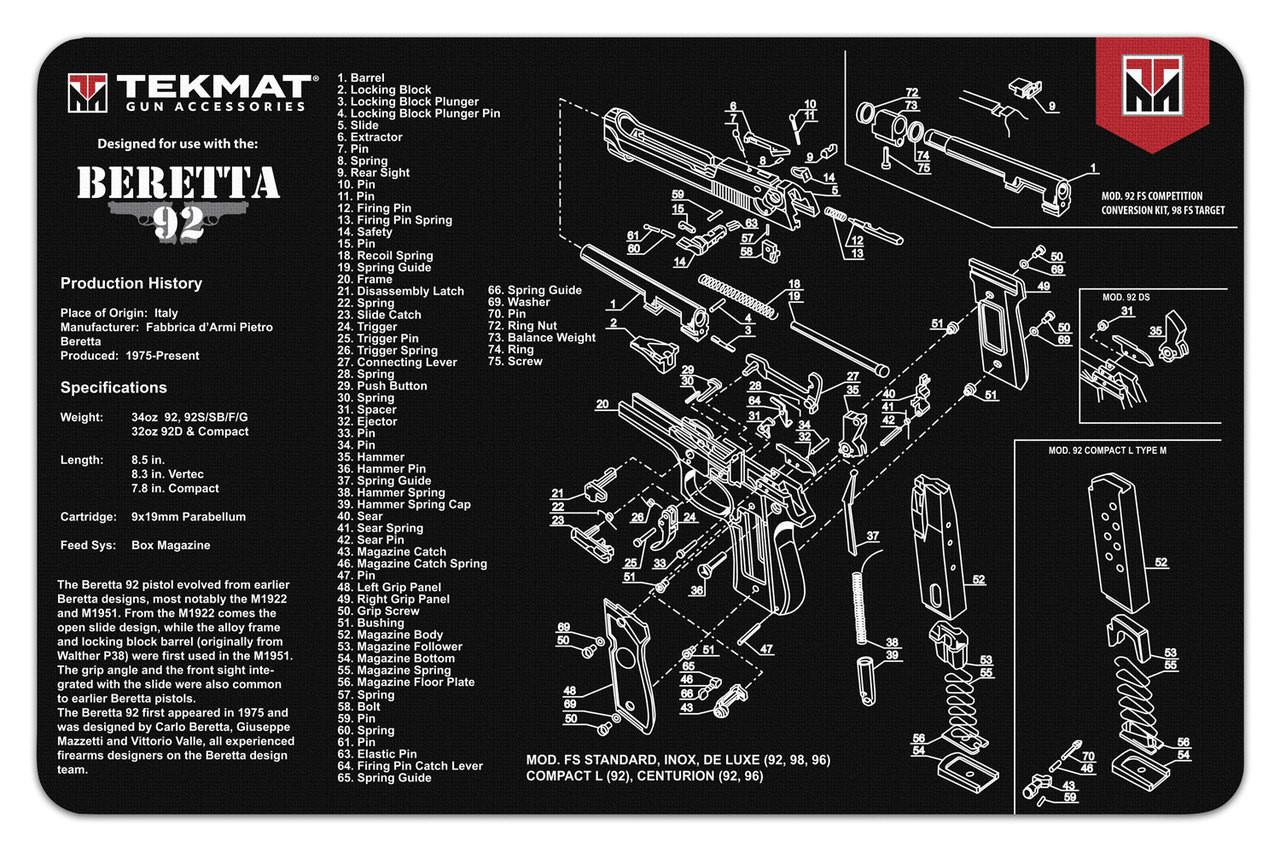 Beretta® 92 - M9