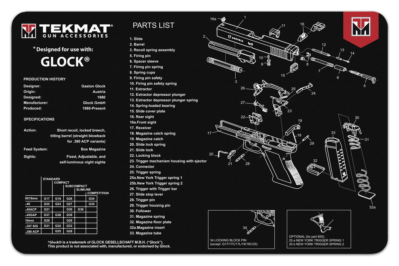 glock schematic guns lot new model wiring diagram