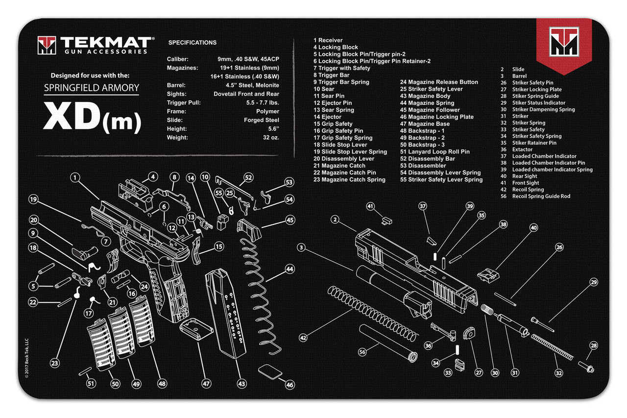 Springfield Armory® XD(m)® on springfield 9mm schematic, p m schematic, ak-47 schematic, xds schematic, pa-63 schematic, springfield xd schematic, buck knife schematic, glock schematic,