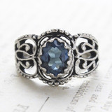 vintage-sapphire-crystal-filigree-ring-antiqued-white-gold-plated
