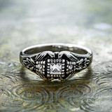vintage-clear-swarovski-crystal-antique-white-gold-plated-ring