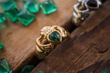 HIstory of the Claddagh and How to Wear an Irish Claddagh Ring