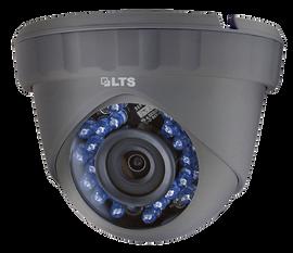 Platinum HD-TVI Turret Camera 1.3MP - Black - CMHT2132B