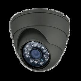 Platinum HD-TVI Turret Camera 2.1MP - Black - CMHT2422B