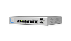 8 Port Managed PoE Switch - UBNT-US-8-150W-US
