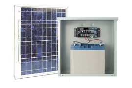 Securitron Outdoor Solar Boxed Power Supply - LTK-BPSS-20