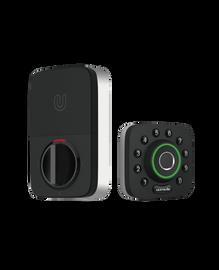 Ultraloq UBOLT Smart Deadbolt Pro Black - LTK-UBOLT-PRO-BK