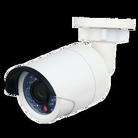 Platinum Mini Bullet IP Camera 3.2MP - White