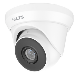 2MP IP IR Turret Camera with MicroSD Card Slot