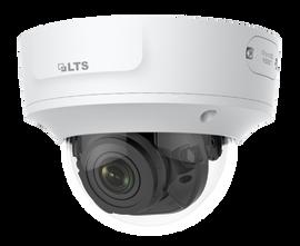 4 MP IR Varifocal Dome Network Camera