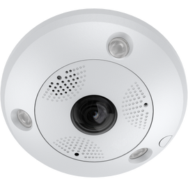 Platinum Network Fisheye IP Camera, 6.3MP - Outdoor/Indoor