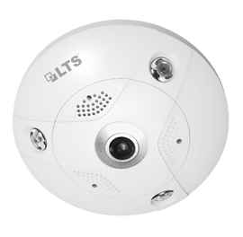 Platinum Fisheye IP Camera 3.2MP - Indoor
