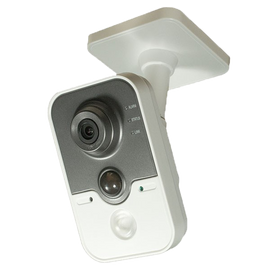 Platinum HD Cube Network IP Camera 1.3MP - 4mm