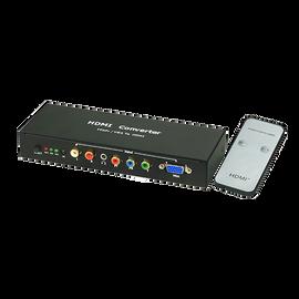 Converter - VGA/YPbPr to HDMI - LTAH102C