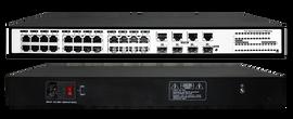 24-Port PoE Switch - LTPOE-SW2404EG