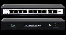 8-Port PoE Switch - LTPOE-SW802EG