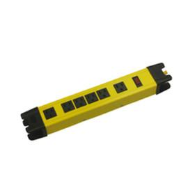 Power Strip - 6:6 Metal Housing - LTPS0606-M