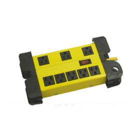 Power Strip - 6:8 Metal Housing - LTPS0806-M