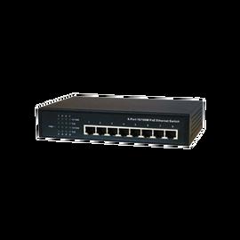 PoE 8 Port Switch - 130W - POE-SW800E