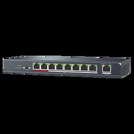 8-Ports 100Mbps Unmanaged PoE Switch - POE-SW801