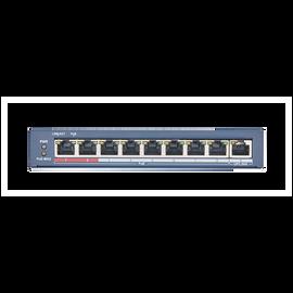 PoE Port Switch with 1 Port Uplink - POE-SW801N