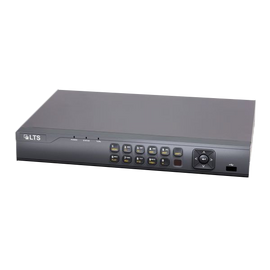 Platinum Professional Level 4 Channel NVR - Compact Case - LTN8704-P4