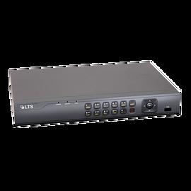 Platinum Advanced Level 4 Channel Hybrid NVR - Compact 1U - LTN8704K-HT