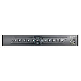 Platinum X Professional Level 8 Channel HD-TVI DVR - Compact Case - LTD4108T-FA