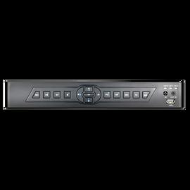 Platinum X Professional Level 4 Channel HD-TVI DVR - Compact Case - LTD4104T-FA