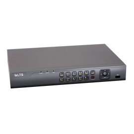 Platinum Advanced Level 4 Channel HD-TVI DVR - Compact Case - LTD8304T-FT