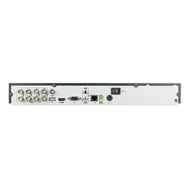 H.265/H.265+ Platinum Professional Level 8 Channel HD-TVI DVR - Compact - LTD8308K-ETC-2TB