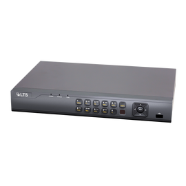 H.265+ Platinum Professional Level 4 Channel HD-TVI DVR - LTD8304K-ET-2TB