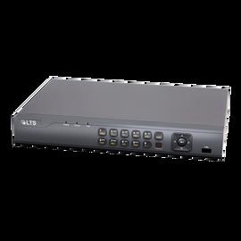 Platinum Advanced Level 4 Channel HD-TVI DVR - LTD8304K-ET