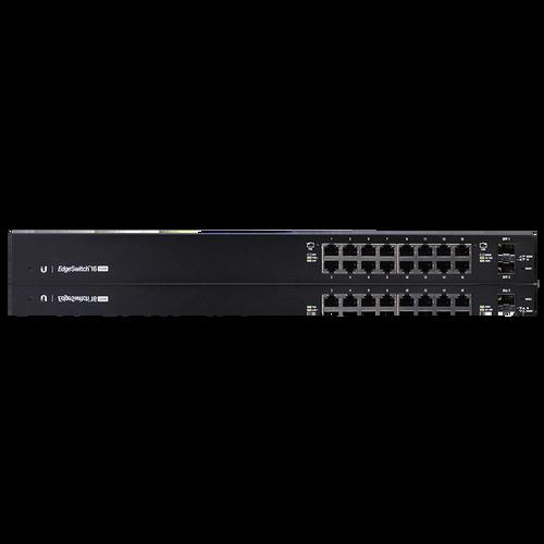 EdgeSwitch 16 Port Managed PoE - UBNT-ES-16-150W