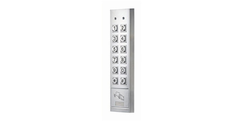 Alarm Controls Mullion Mount Keypad - LTK-KP-300