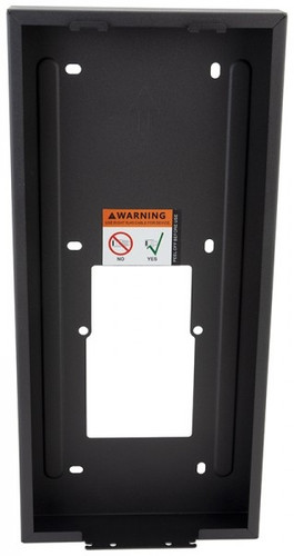 Akuvox R29S On-Wall Surface Mount Installation Kit - AK-R29X-ON-WALL