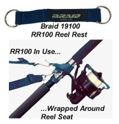 Braid 19100 RR100 Reel Rest - 026362191002