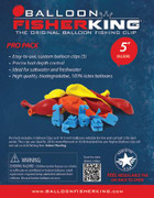 Balloon Fisher King Pro Pack - 858650004011