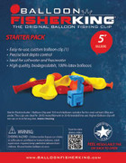 Balloon Fisher King Starter Pack - 071444411592